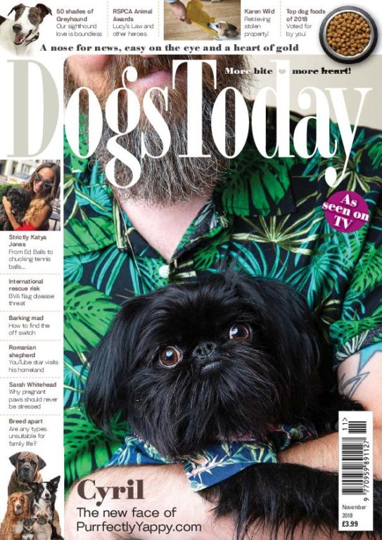 Dogs Today UK – November 2018