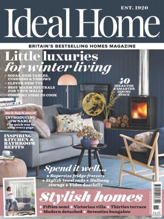 Ideal Home UK – November 2018