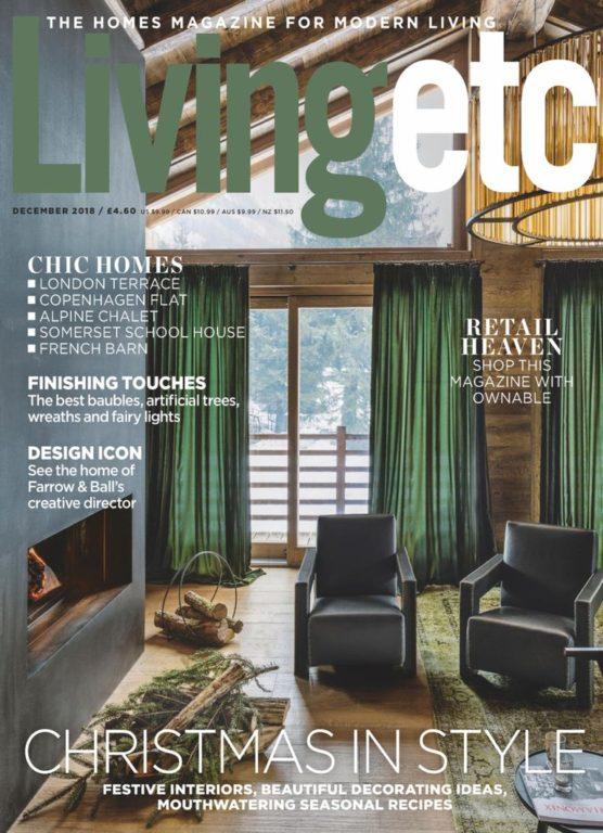 Living Etc UK – December 2018