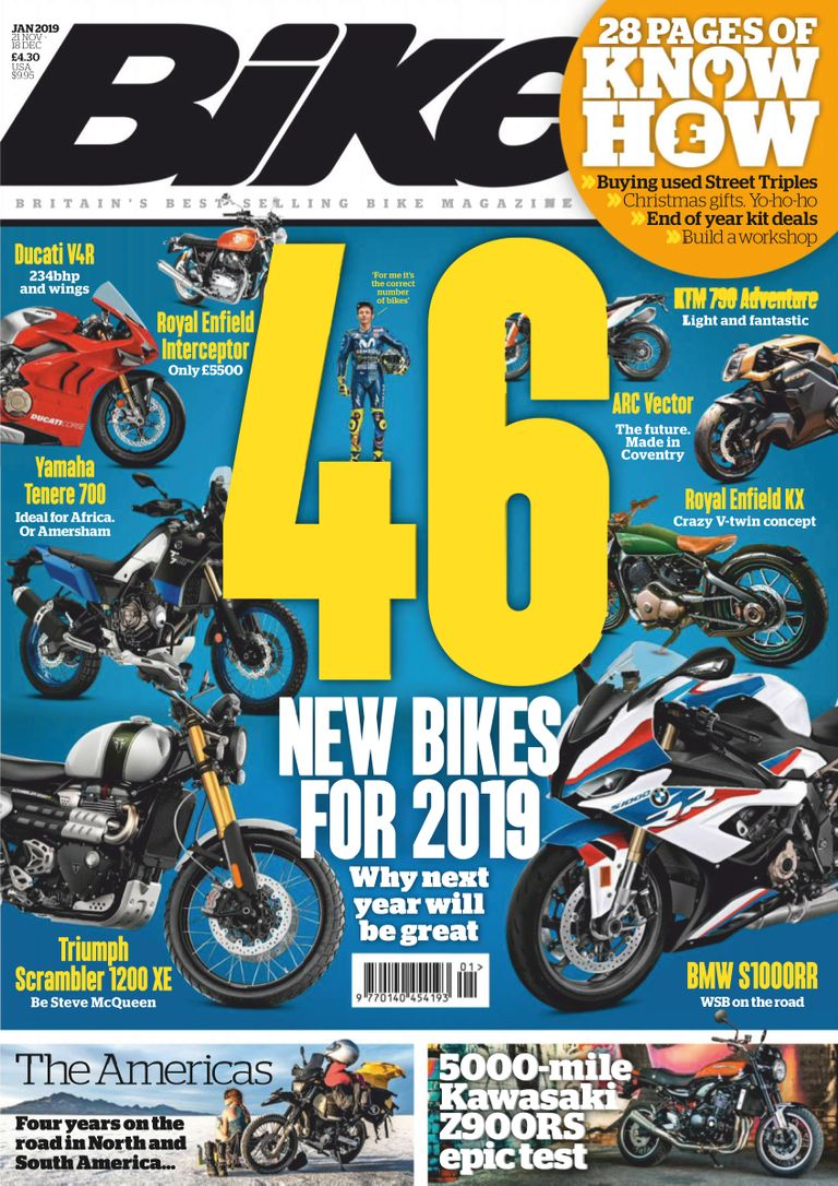 BIke UK – January 2019