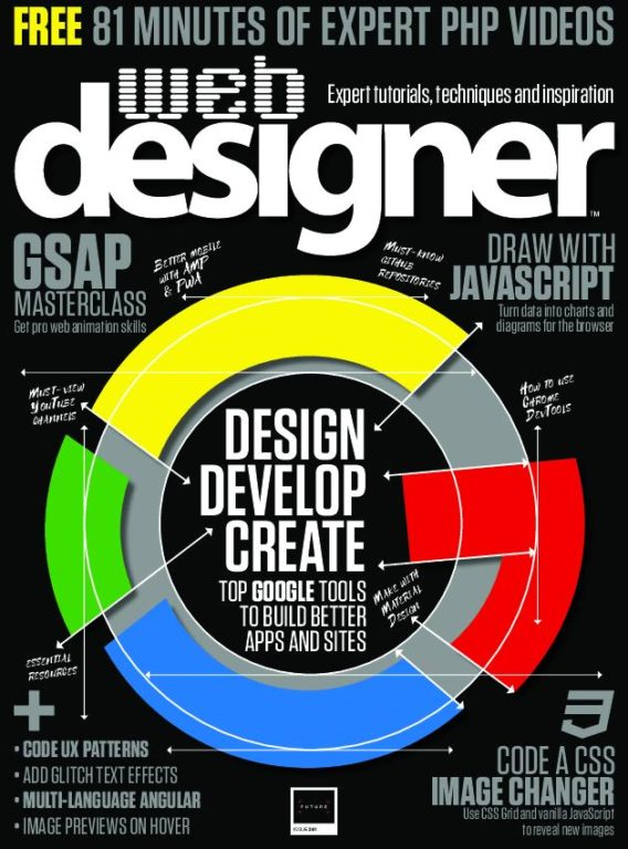 Web Designer UK – December 2018