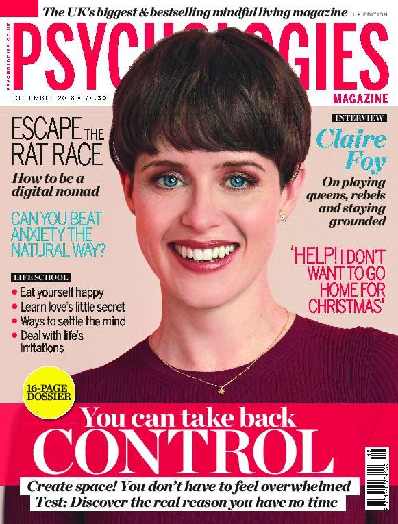 Psychologies UK – December 2018