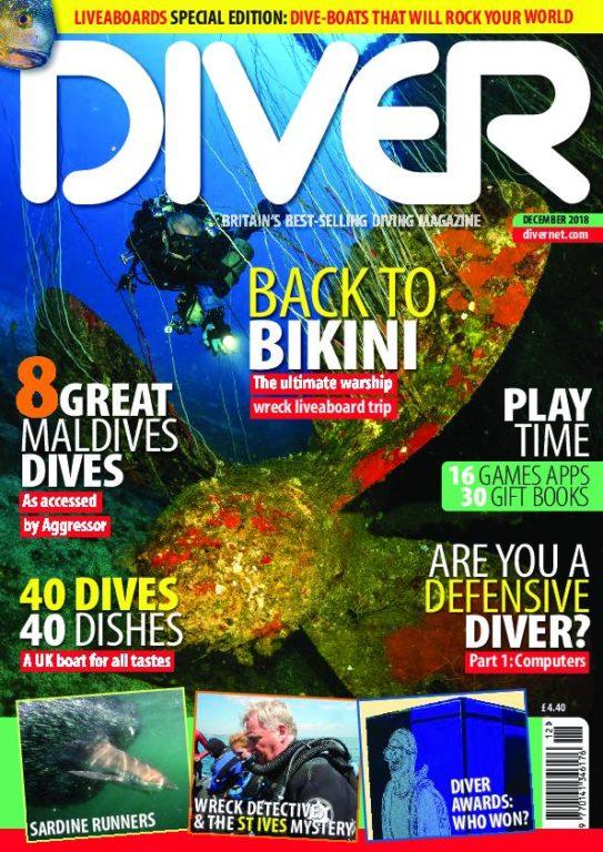 Diver UK – December 2018