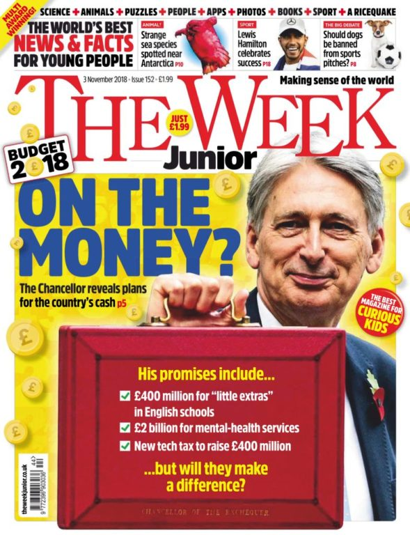 The Week Junior UK – 03 November 2018