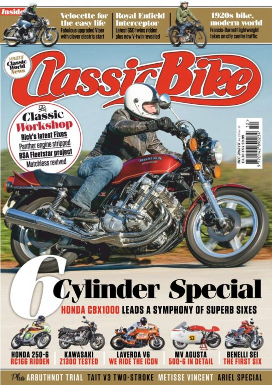 Classic Bike UK – December 2018