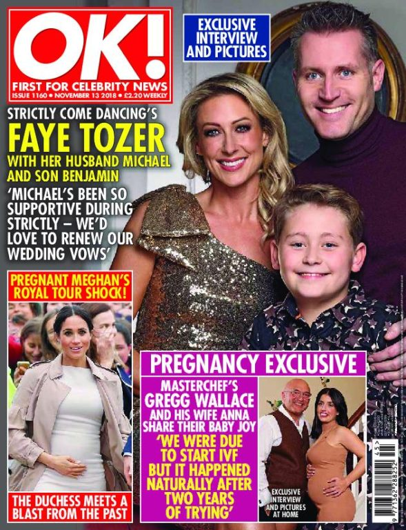 OK! Magazine UK – 12 November 2018