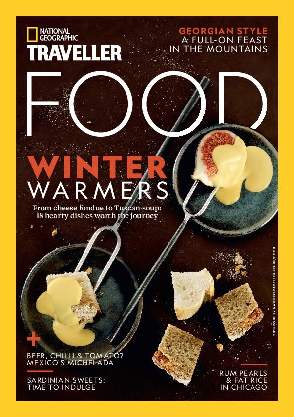 National Geographic Traveller UK – Food 2018