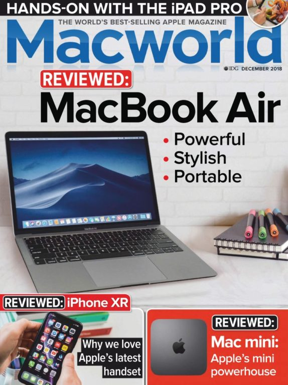 Macworld UK – December 2018