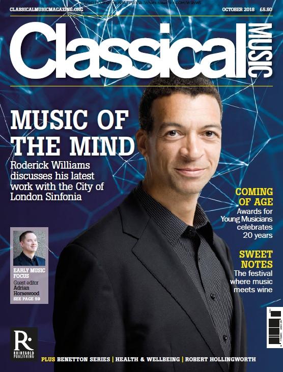 Classical Music – 10.2018