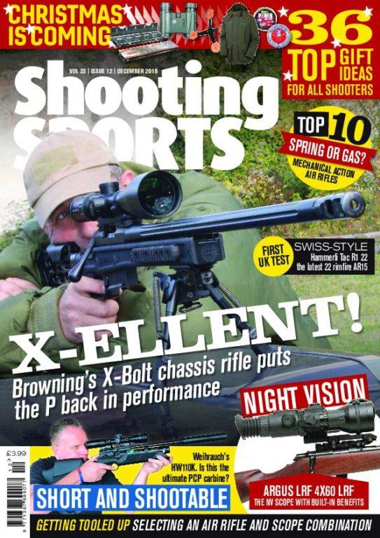 Shooting Sports UK – December 2018