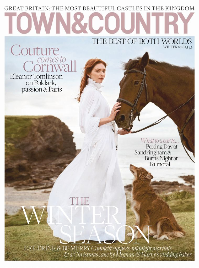 Town & Country UK – December 2018