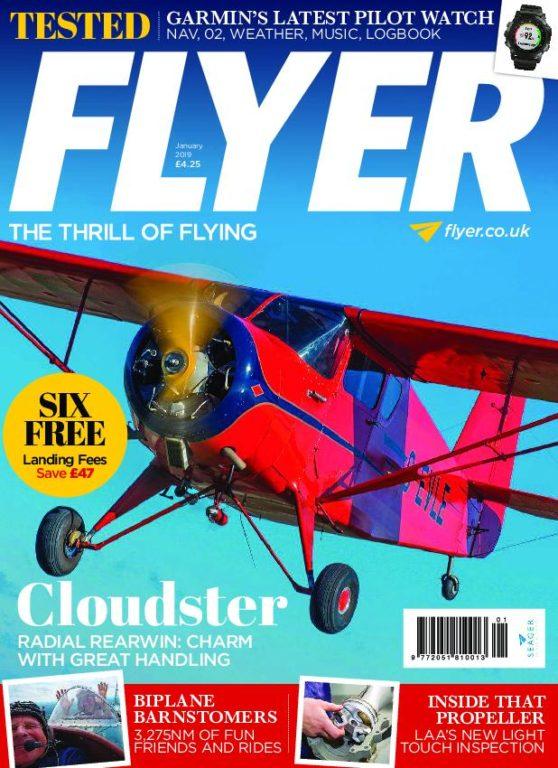 Flyer UK – January 2019