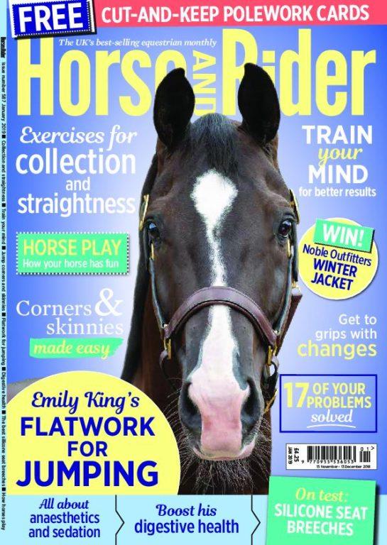 Horse & Rider UK – December 2018