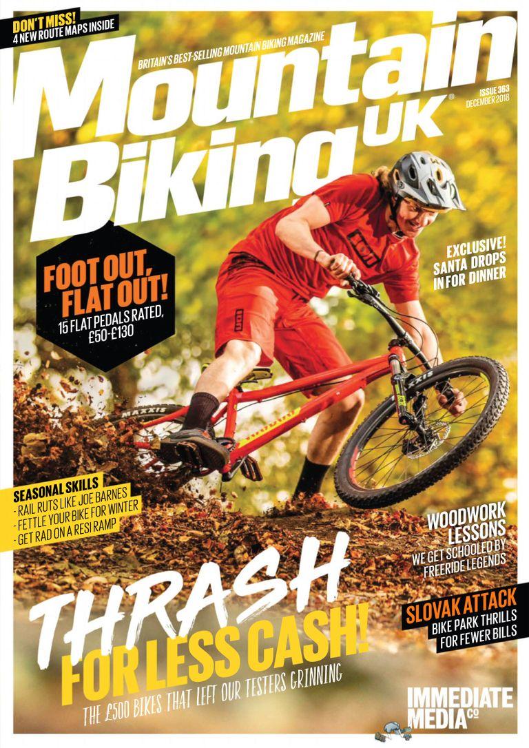 Mountain Biking UK – December 2018
