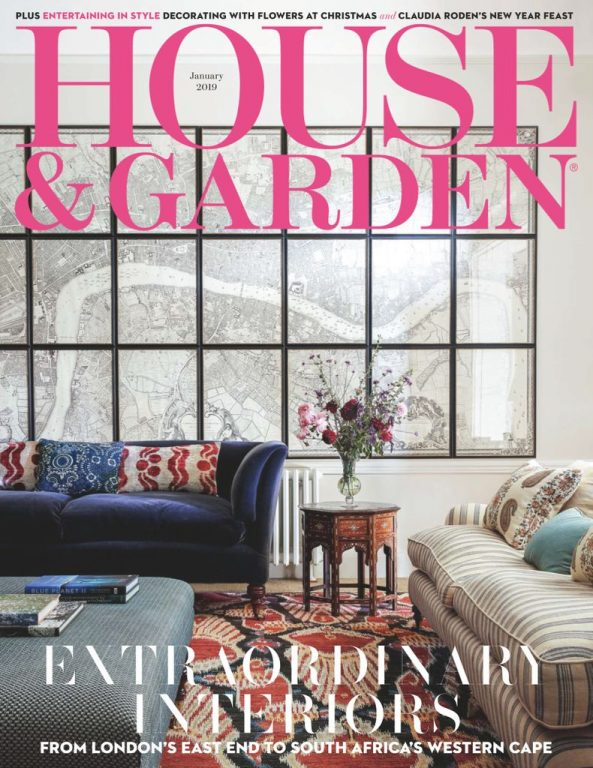 House & Garden UK – January 2019