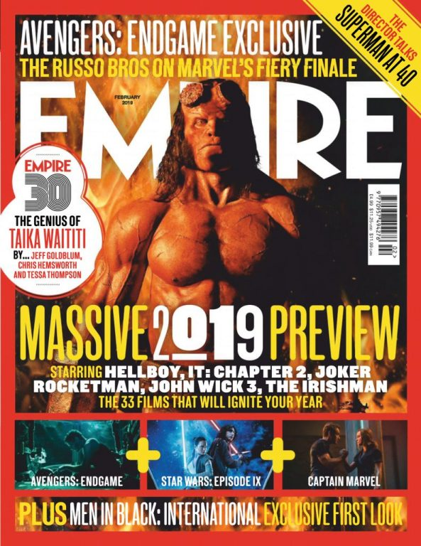 Empire UK – February 2019