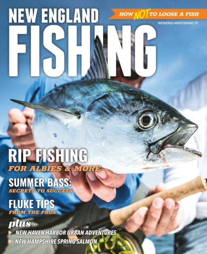 New England Fishing – 2018