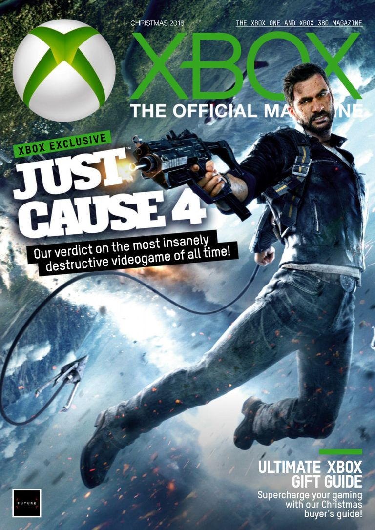 Xbox The Official Magazine UK – Xmas 2019
