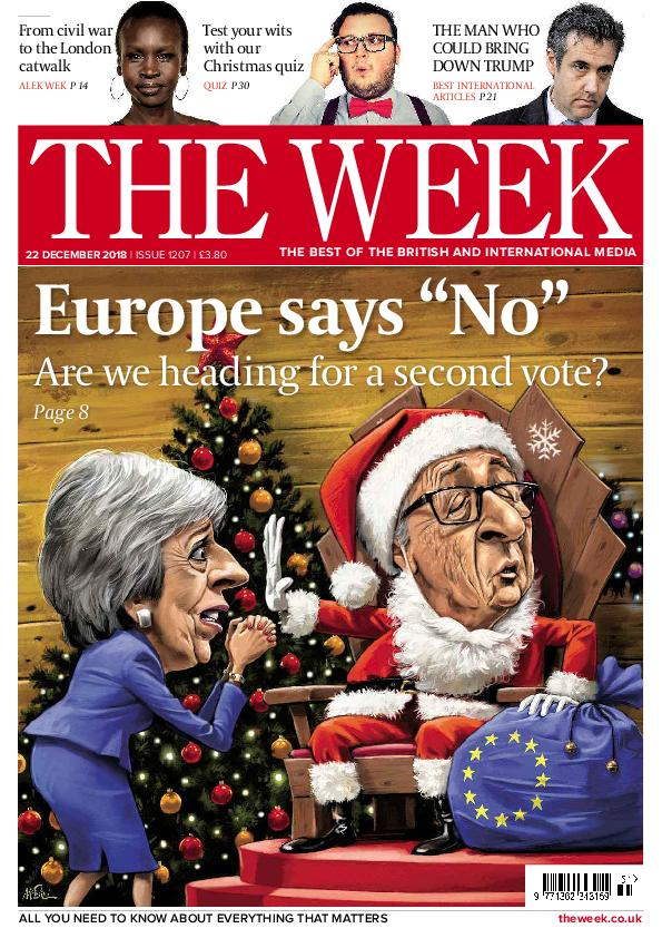 The Week UK – 22 December 2018
