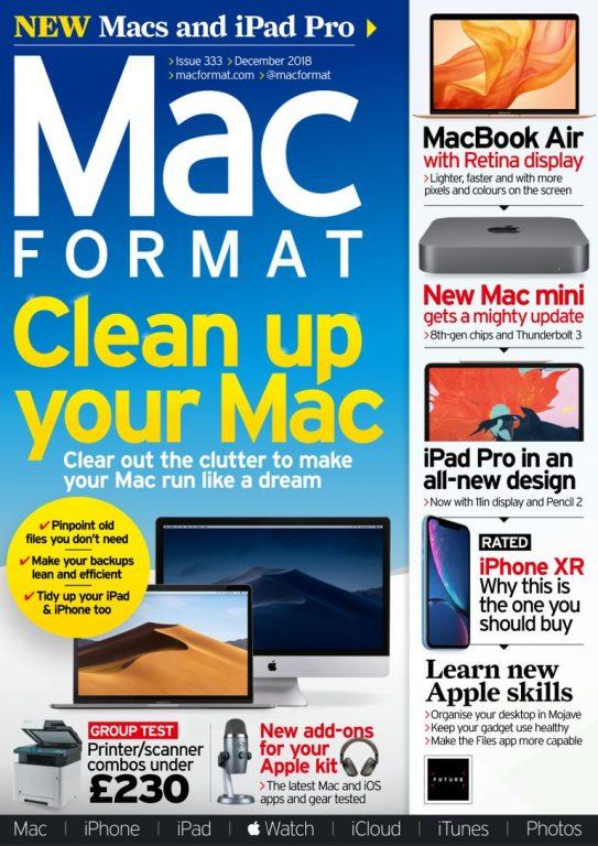 MacFormat UK — December 2018