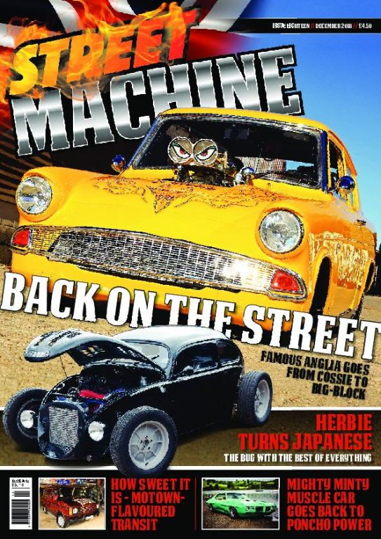 Street Machine UK – December 2018