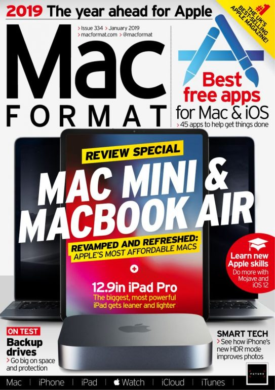 MacFormat UK – January 2019