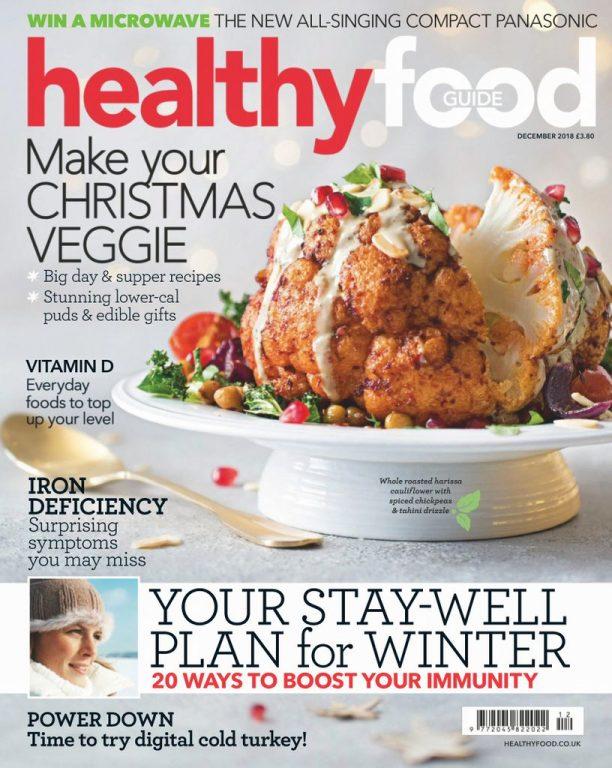 Healthy Food Guide UK — December 2018