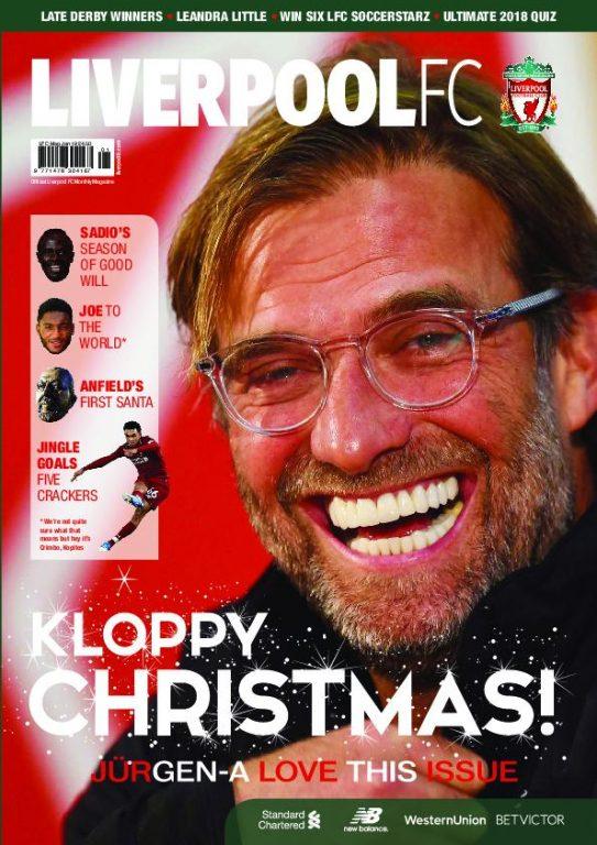 Liverpool FC Magazine – January 2019