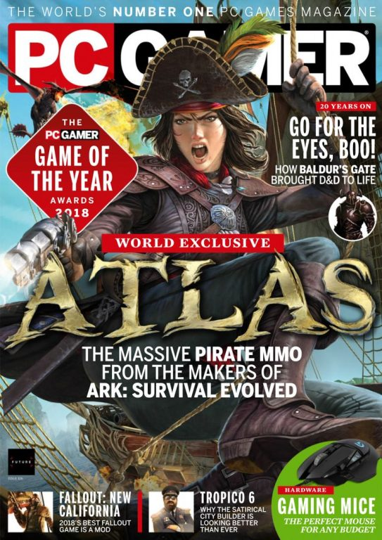PC Gamer UK – January 2019