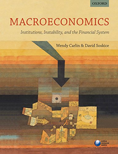 Wendy Carlin & David Soskice – Macroeconomics – Institutions, Instability, And The Financial System
