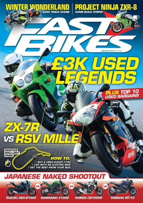 Fast Bikes UK – January 2019