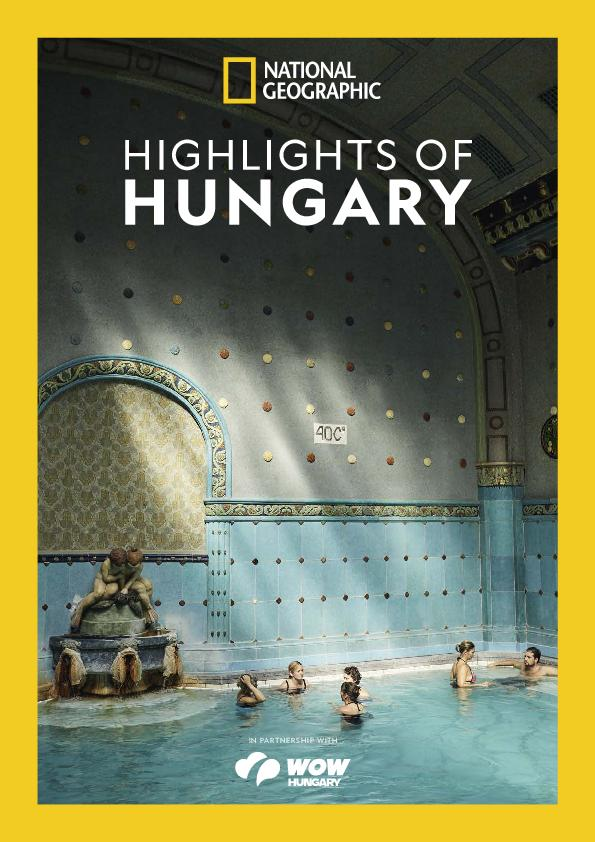 National Geographic Traveller UK – Hungary Special Feature – Grand Designs And Great Plains 2018