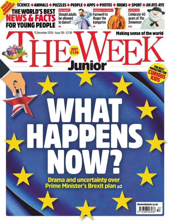 The Week Junior UK – 15 December 2018