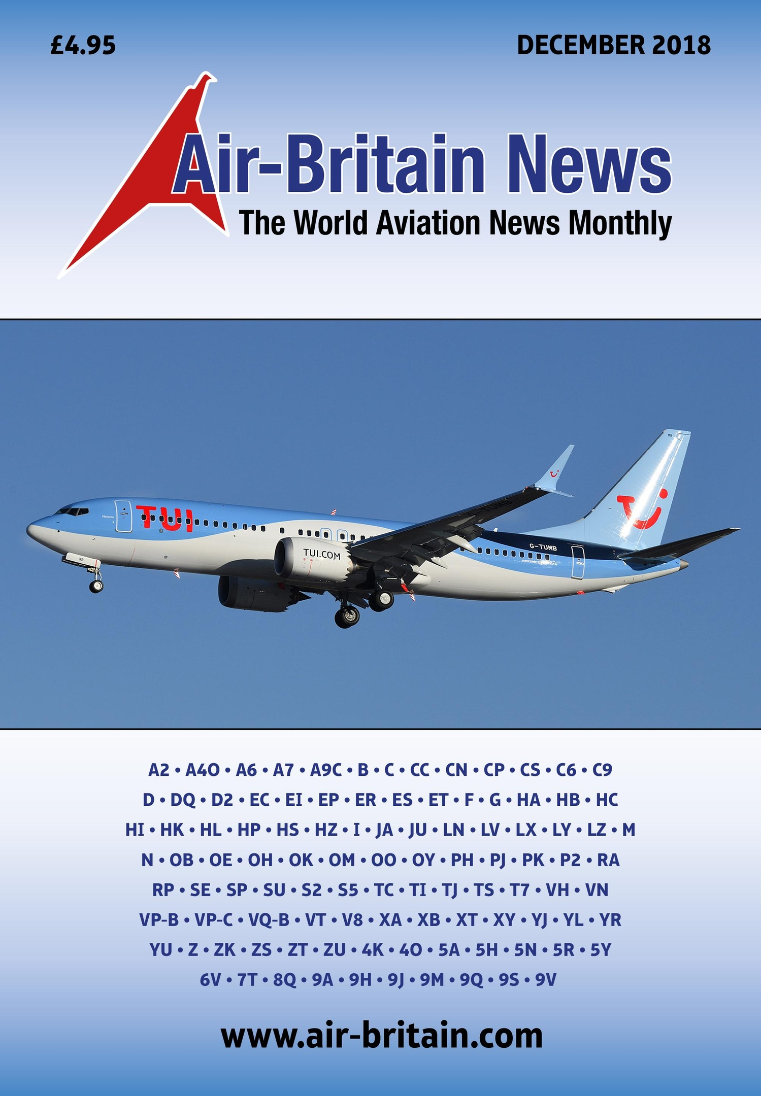Air Britain Magazine – December 2018