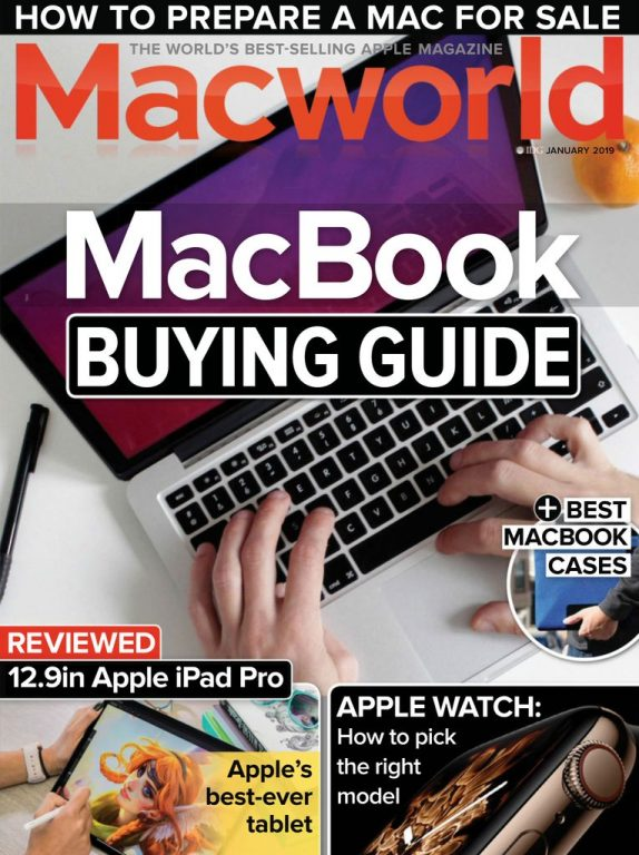 Macworld UK – January 2019