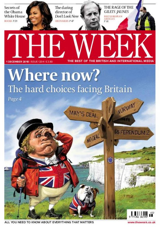 The Week UK – 01 December 2018
