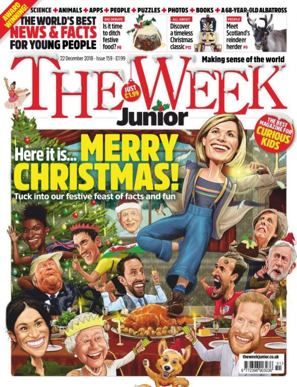 The Week Junior UK – 22 December 2018