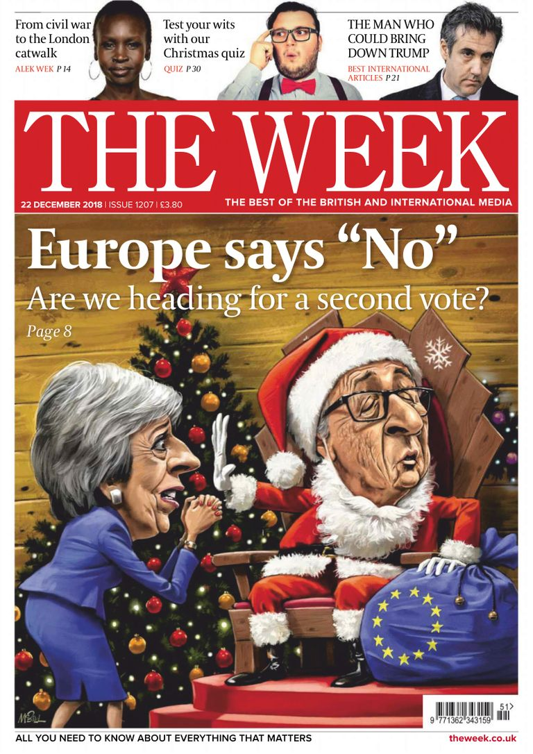 The Week UK – 23 December 2018