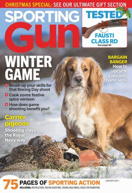 Sporting Gun UK – January 2019