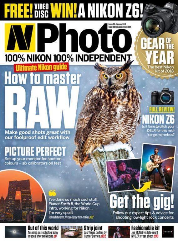 N-Photo UK – January 2019