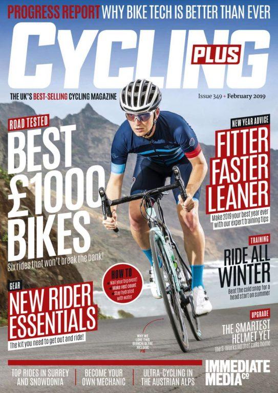 Cycling Plus UK – February 2019