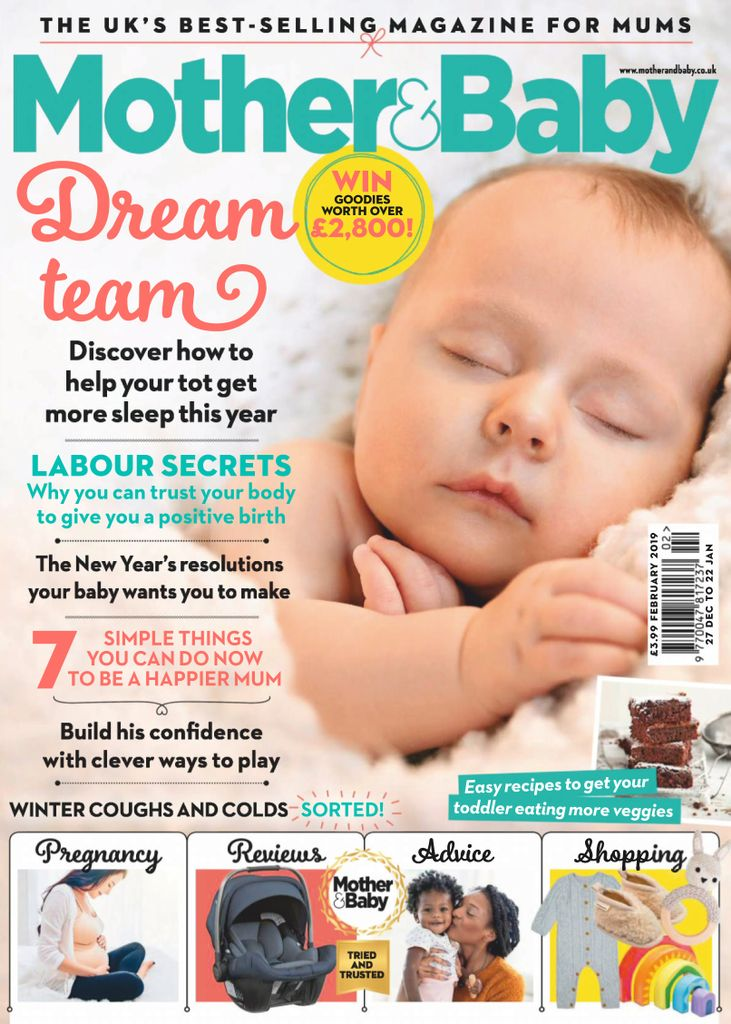 Mother & Baby UK – February 2019