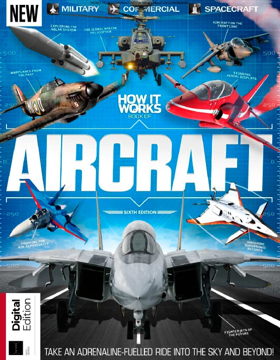 How It Works — Book Of Aircraft — 2018