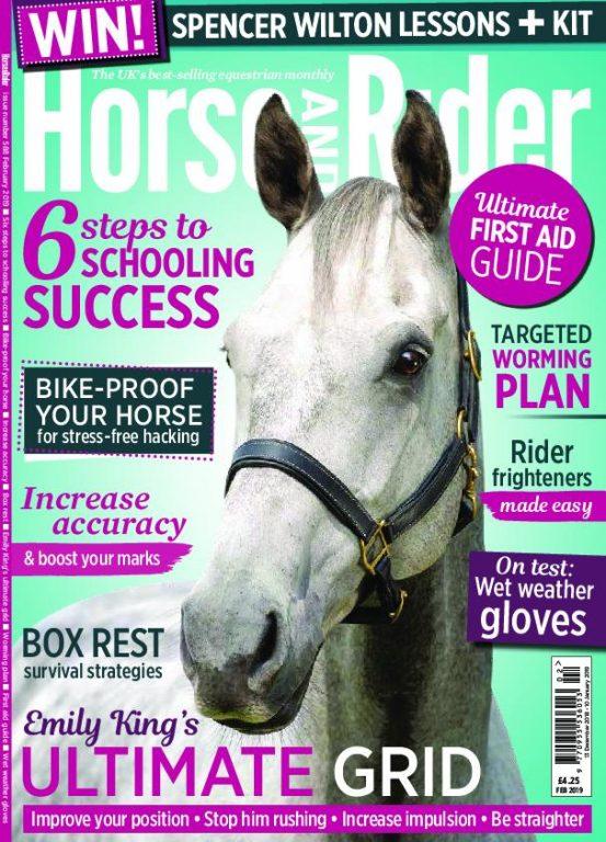 Horse & Rider UK – January 2019