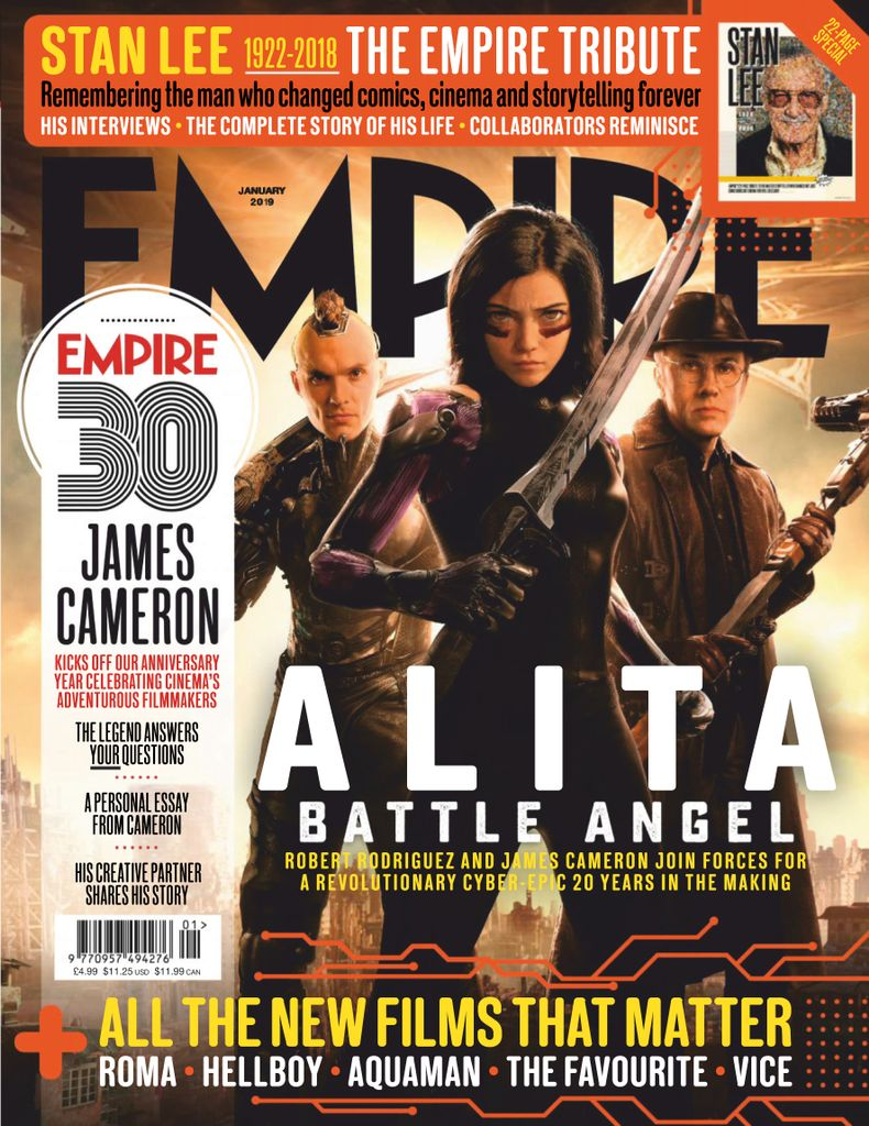 Empire UK – January 2019