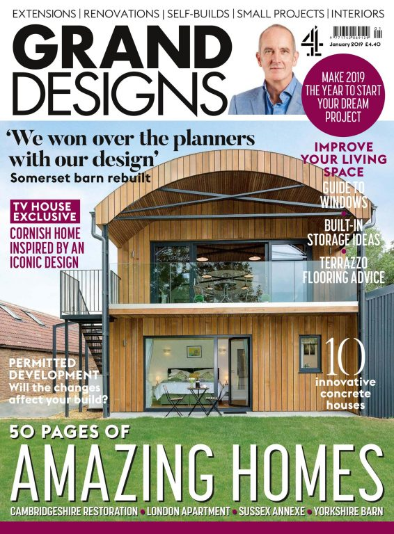 Grand Designs UK – January 2019