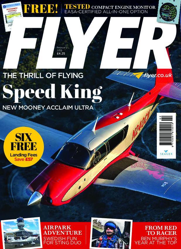 Flyer UK – February 2019
