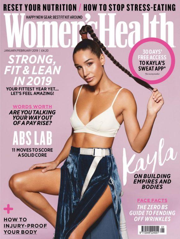 Women's Health UK – January 2019