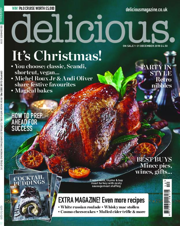 Delicious UK – December 2018