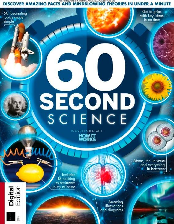 How It Works — 60 Second Science — 2019